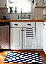 Decorative Kitchen Rugs Stylish Blue Kitchen Rugs 10 Modern Kitchen Area Rugs Ideas