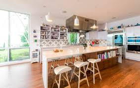 8 foot kitchen island gallery and fabulous one wall designs with