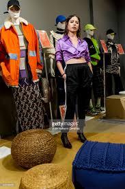 desigual designer photos et images de desigual event at mercedes fashion week