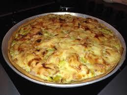 poireaux cuisine quiche poireaux lardons et maroilles valérie cuisine recette