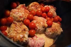cuisiner des paupiettes de veau au four paupiette de veau à l italienne annesogood