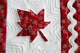 maple leaf quilt block flag denna u0027s ideas