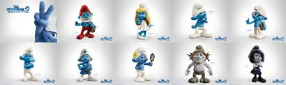 smurfs cartoon wallpapers crazy frankenstein hd wallpapers