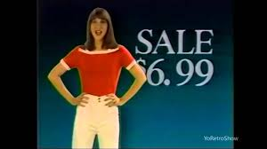 sears after thanksgiving sale 1980 u0027s commercial sears wardrobe essentials