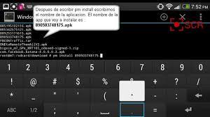terminal emulator for android apk comandos para terminal emulator android parte 2