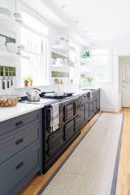 navy blue and white kitchen cabinets kitchen decoration