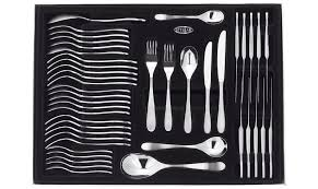 stellar cutlery set salisbury 44 pieces fishpools