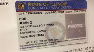 Illinois Ccw Reciprocity Map by Concealed Carry Law Makes Chicagoans Feel