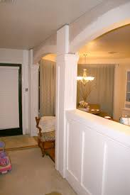 Living Room Wainscoting Remodelaholic Living Room Update 4 Installing Wainscoting And