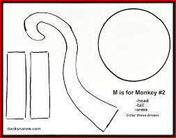 craft monkey patterns patterns kid