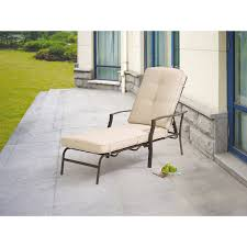 Wrought Iron Patio Chaise Lounge Outdoor Lounge In Pool With Padded Sunbathing Chairs Under