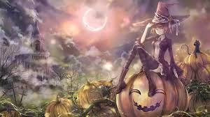 anime halloween wallpaper wallpapersafari halloween wallpaper