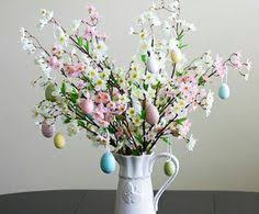 Easter Bunny Tree Decorations by Clean Modern Elegant Easter Decorations Egg Tree Centerpiece