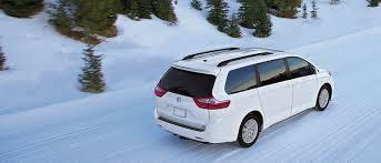 toyota minivan a look at the bold and family ready 2017 toyota sienna minivan