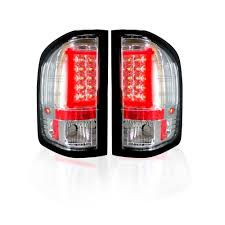 2000 chevy silverado tail light assembly recon 264291cl chevy silverado 07 13 single wheel 07 14 dually