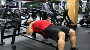 Seated Bench Press Hammer Strength Flat Bench Press Youtube