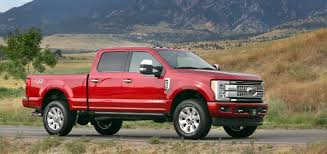 ford f250 diesel fuel mileage ford duty diesel less efficient than ram ford authority