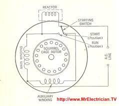fraction horsepower motor diagrams