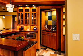 Kitchen And Bar Designs Creative Idea Small Kitchen And Bar Decor With Browb Wood Wine