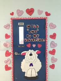 Valentine S Day Door Decorations For Classroom by St Patrick U0027s Day Classroom Door Chain Link Rainbow Classroom