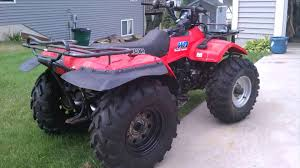suzuki quadrunner 160 youtube