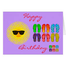 happy summer greeting cards zazzle