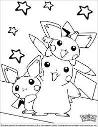 pokemon pikachu coloring 231x300 pokemon coloring pages u0026 pokemon