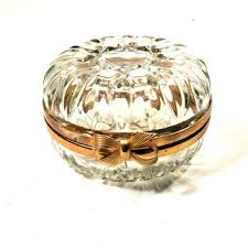 vintage crystal ring holder images Shabby chic crystal ring holder images jpg