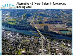 Salem Oregon Map by Salem Breakfast On Bikes Third Bridge Rivercrossing