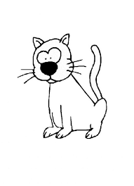 imágenes de gatos fáciles para dibujar imagenes de como dibujar un gato facil dibujos de gatos