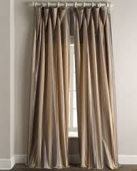 Smocked Burlap Curtains Luxury Curtains U0026 Curtain Hardware At Neiman Marcus