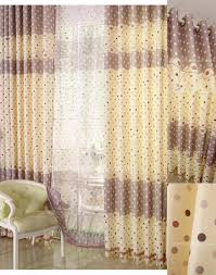 dots printing eco friendly great western window curtains