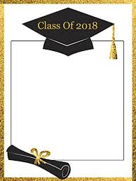 graduation frames custom graduation class of 2017 photo booth frame prop size 36