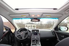 mazda cx9 interior 2013 mazda cx 9 grand touring awd review