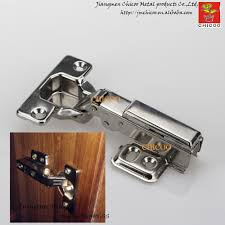 door hinges stainless font steel half overlay furniture