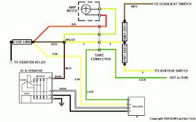 wiring up a ford g series alternator u2013 bob u0027s garage library
