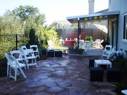 easter sunday brunch at the backyard restaurant w los angeles