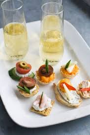 dining canapes recipes oscars recipes for canapes fit for an oscars viewing