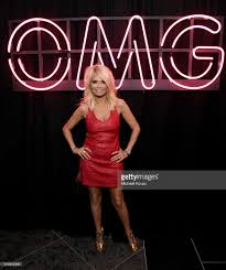american gods actor kristin chenoweth attends the american gods premiere after at picture id670942348