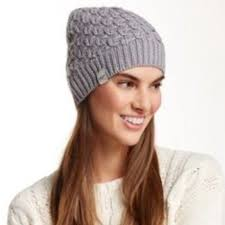 ugg sale hats 33 ugg accessories sale ugg knot beanie hat gray from