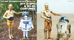 gold winner diy c 3po costume may the fourth be with you party
