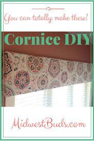 the 25 best window cornice diy ideas on pinterest window
