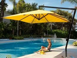 Best Cantilever Patio Umbrella Outdoor And Patio Modenr Outdoor Cantilever Umbrella Square In