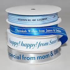personalized ribbon printing personalized ribbons name maker