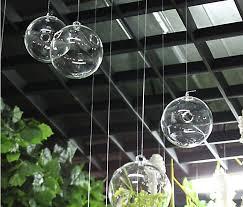 hanging ceiling decorations wedding decoration hanging glass vases ceiling drop big