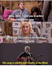 Parks And Rec Meme - 28 glorious moments from parks and recreation fail blog funny