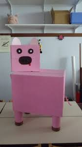24 best box animal craft for kids images on pinterest animal