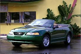 how is the ford mustang 2000 ford mustang overview cars com