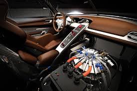 Porsche 918 Concept - porsche 918 rsr concept interior eurocar news