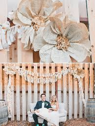 wedding backdrop rustic rustic chic wedding